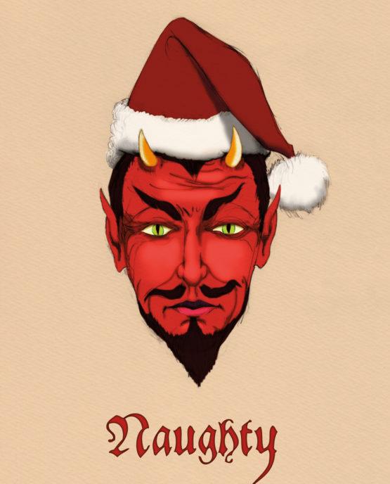 Satan Claus : Naughty