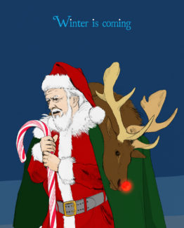 Ned Claus : Winter is coming